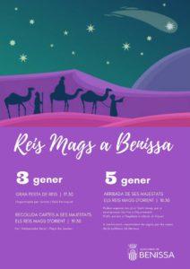 Gran festa dels Reis Mags -Benissa- @ Benissa