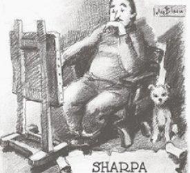 Presentación del libro 'Sharpa' de  Juan Bta. Soler Blasco -Xàbia- @ Museu Arqueològic i Etnogràfic Soler Blasco de Xàbia