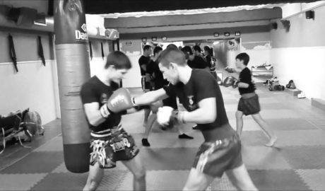 Muay Thai amb fins benèfics, la nova iniciativa mensual que planeja un club de Xàbia