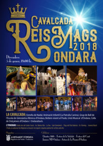 Recollida de Cartes pels Emissaris dels Reis Mags -Ondara- @ Ondara