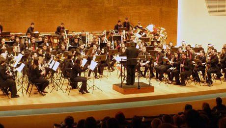 'Música per a un poeta', concert homenatge a Miguel Hernández per la Banda del Conservatori Óscar Esplá d'Alacant -Dénia-