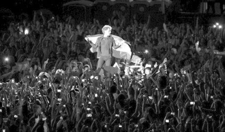La inesperada llegada a Dénia de Bon Jovi
