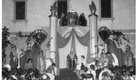 Crónica de los Magos en Gata (en el 50 aniversario del texto del Misterio)