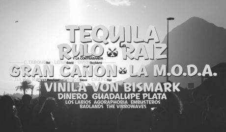 Tequila, nuevo cabeza de cartel del Montgorock Xàbia Festival