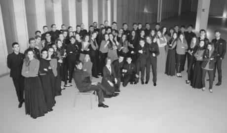 La Orquesta Joven de la Provincia de Alicante brilla en el Concierto de Navidad del Auditori Teulada Moraira