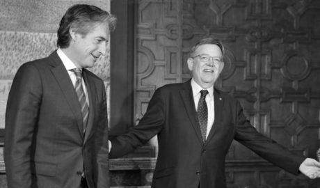 El tren Dénia-Gandia provoca la segunda crisis del Govern de Ximo Puig en la Marina Alta