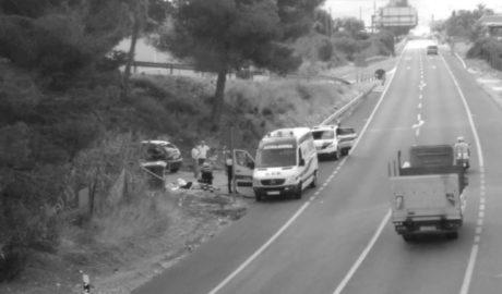 Las nuevas obras de la N-332 no corrigen el peligro para los ciclistas pese a las tragedias