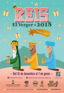 Cavalcada del Reis Mags -El Verger- @ El Verger