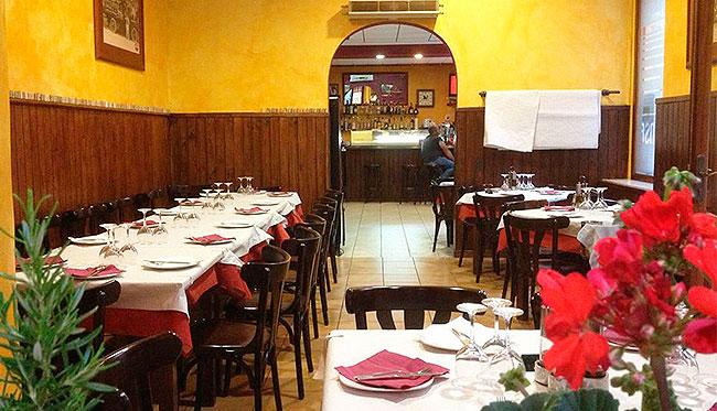 Menú especial para el Día de Navidad del Bar Dianense Diego
