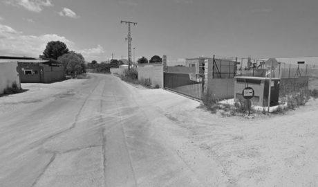 La Diputación pagará el asfaltado del segundo tramo del Camí del Cementeri en Dénia