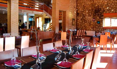 Menú de Nochevieja del Restaurante Camping La Vall
