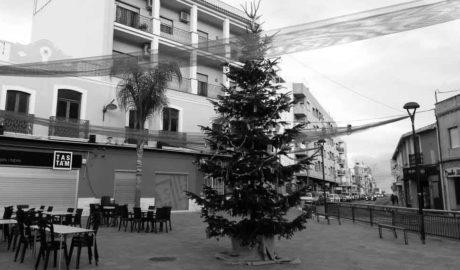 Els escolars adornen Ondara per Nadal