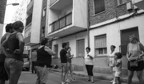 Un informe revela que el Grupo Català no puede volver a habitarse por el mal estado del hormigón