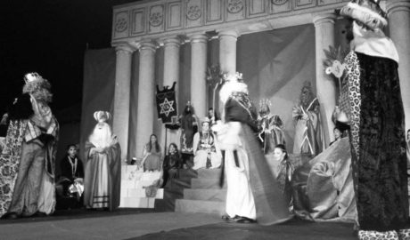Cincuenta años de 'Misteri de Reis' en Gata