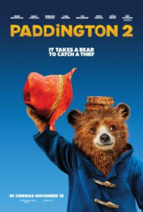 Cine: 'Paddington 2' Dir. Paul King -Benissa- @ Salón de actos Centro Cultural, Benissa