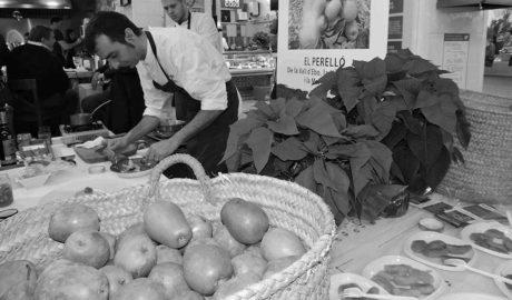 El perelló de les Valls d'Ebo y Alcalà, primer protagonista en 'Menja't la Marina'