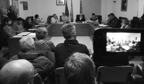 La tensión política se dispara en Benitatxell tras bloquear la oposición una modificación presupuestaria de 700.000 € para obras
