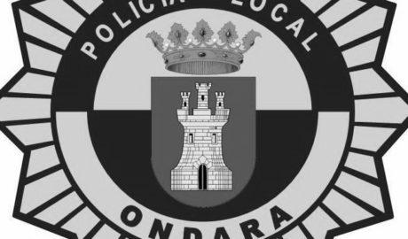 La Policía de Ondara detiene a 3 jóvenes cuando estaban robando en un bar