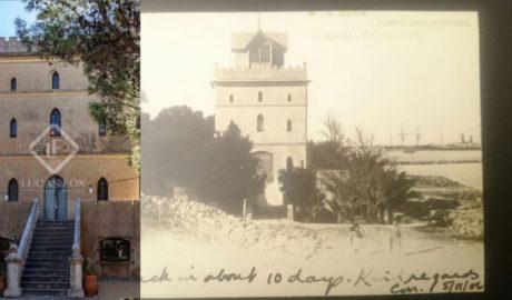 La torre de Arguimbau, una joya victoriana de la Dénia de 1870, se vende por 2,2 millones de euros