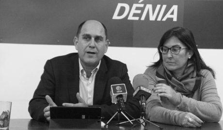 El PP acusa en Dénia a la Generalitat de mantener abandonada a la Marina Alta en inversiones