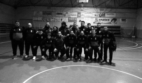 La plantilla del Dénia Futsal cumple su amenaza: este sábado no ha habido partido