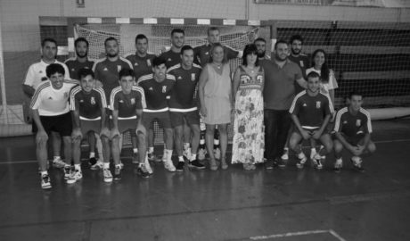 Grimalt y Tamarit se reúnen con los jugadores del Dénia Futsal para mediar en la crisis