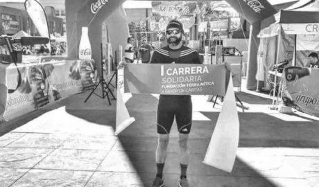 El pegolino Máximo Folques se corona como uno de los mejores atletas veteranos de la Comunitat Valenciana