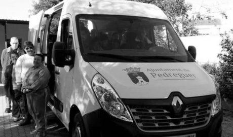 Pedreguer pone en marcha su Servicio Municipal de Transporte Adaptado