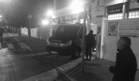 """La cúpula del Calpe CF va """"ordir"""" una trama de contractes fraudulents i immigració il·legal segons la Policia"""