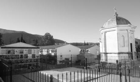 Una investigación arroja luz sobre los cementerios de Dénia, desde Les Roques y el Castillo hasta el actual