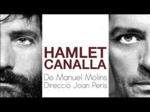 Teatre: 'Hamlet Canalla' per la Cia Teatre Micalet -Dénia- @ Teatre Auditori del Centre Social, Dénia