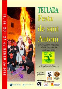 Fiesta de sant Antoni -Teulada- @ Moraira
