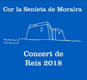 Concierto de Reyes del Cor La Senieta -Moraira- @ Iglesia Virgen de los Desamparados, Moraira