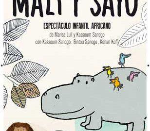 Espectáculo familiar de teatro, música y danza africana: 'Mali y Sayo' por la Cía. Samadeni -Dénia-