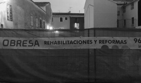 Proyecto para edificar en el penúltimo solar libre de la calle Loreto, donde se descubrieron las casas almohades