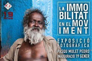 Exposició fotogràfica: 'La immobilitat en el moviment' de Pasqu Mulet -Pedreguer- @ Casal Cultural Jaume I de Pedreguer