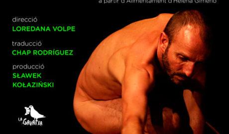 Teatre: 'Menjaràs la carn' de la companyia La Gavatxa -Pego-