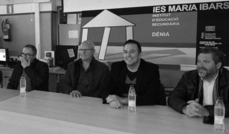 La MACMA lleva a los institutos de la Marina Alta la obra de Maria Ibars