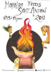 Fiesta de sant Antoni -Moraira- @ Moraira