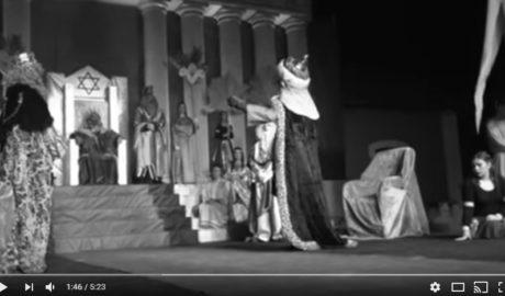 """[VÍDEO] Los mejores momentos del """"Misteri dels Reis Mags"""" de Gata"""