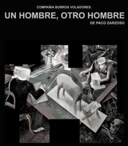 Teatro de Adultos: 'Un hombre, otro hombre' por la Compañía Burros Voladores-Xàbia- @ Casa de Cultura de Xàbia