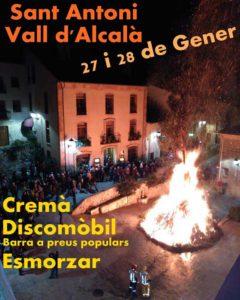 Festes de Sant Antoni -Alcalà de la Jovada- @ Alcalà de la Jovada