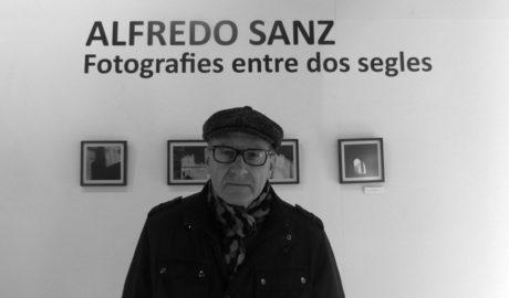 Alfredo Sanz, 40 anys de passió per la fotografia en 60 imatges