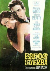 Cine-club: 'Esplendor en la hierba' Dir.: Elia Kazan -Pedreguer- @ Espai Cultural de Pedreguer