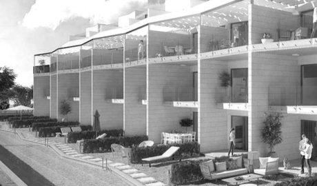 El crowdfunding permite a una inmobiliaria abonar la licencia para construir 18 viviendas en Xàbia
