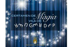 """Inscripció al Certamen de Màgia """"Vila de Pedreguer"""" @ Pedreguer"""