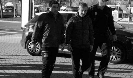 Libertad con cargos para el presidente del Calpe CF y prisión eludible con fianza de 6.000€ para el director deportivo