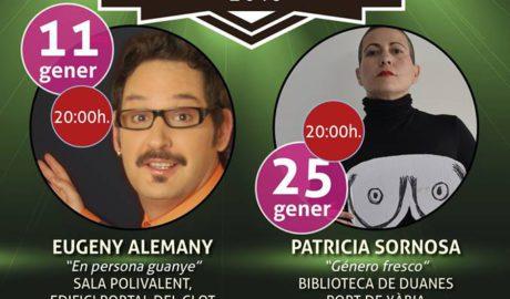 Dijous de Comèdia: 'Género fresco' de Patricia Sornosa -Xàbia-