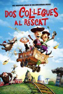 Cine familiar en valencià: 'Dos col·legues al rescat' Dir.: R.A. Sivertsen, R. Spaans -Xàbia- @ Cinema Jayan, Xàbia