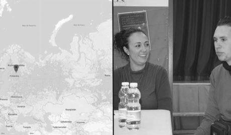 La aventura del Raquel Payà junto al Círculo Polar Ártico